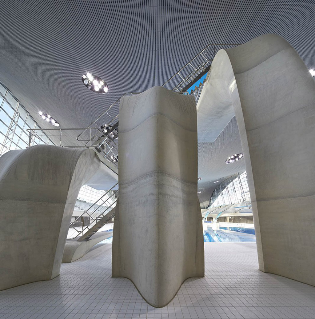 10 фантастических бассейнов, построенных известными архитекторами
