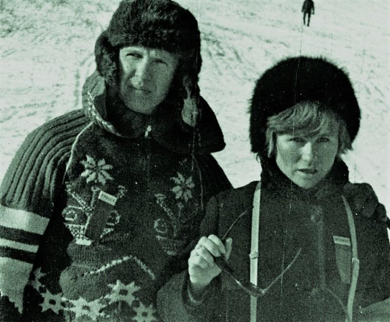 Семейное дело. СССР, альпинизм, трагедия