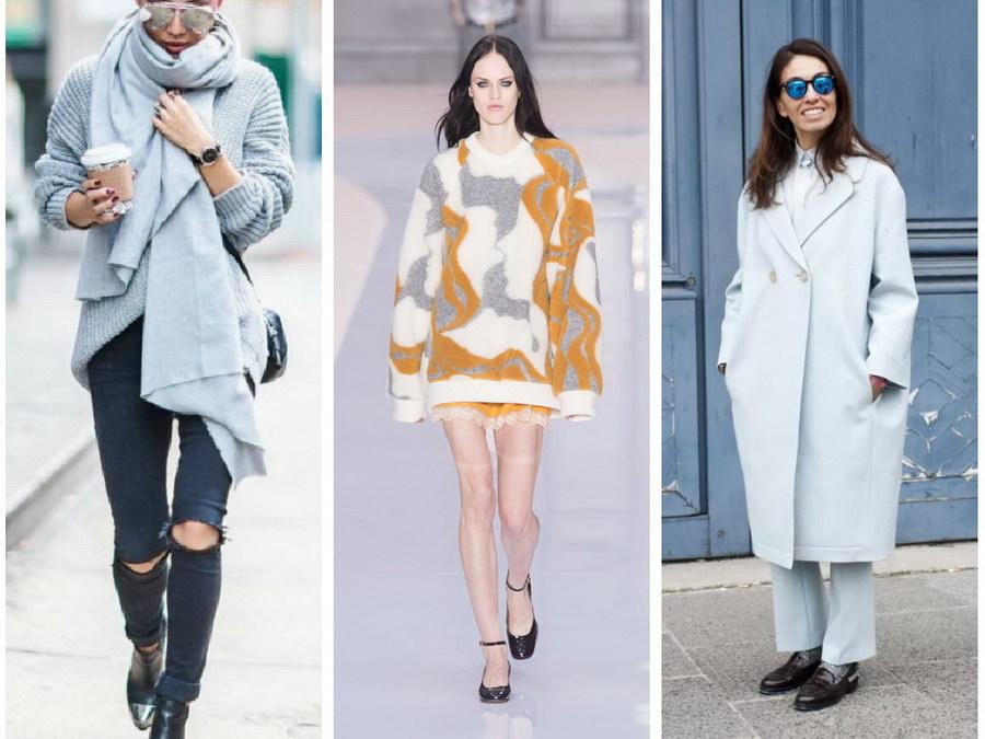 Одежда оверсайз 2018: тренды, образы