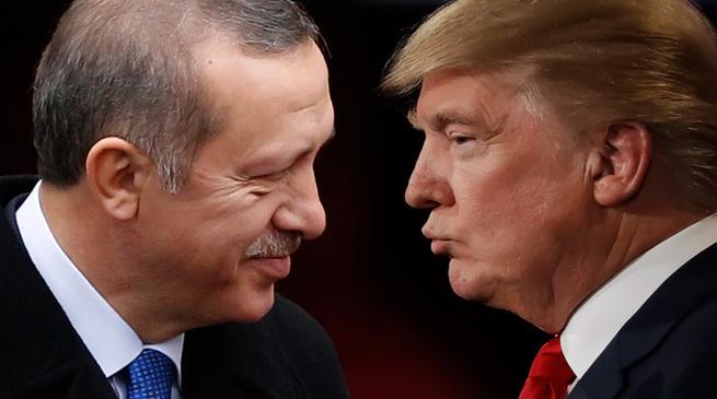 Ради взятия Америки Трамп разменял саудитов на турок