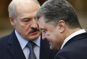 Кто рушит дружбу Порошенко с Лукашенко на самом деле