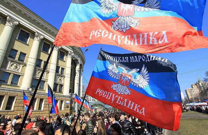 «Никаких референдумов в Донбассе не будет». Реакция Украины и США на предложение Путина