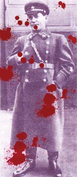 Палачи: Грозный нарком НКВД …