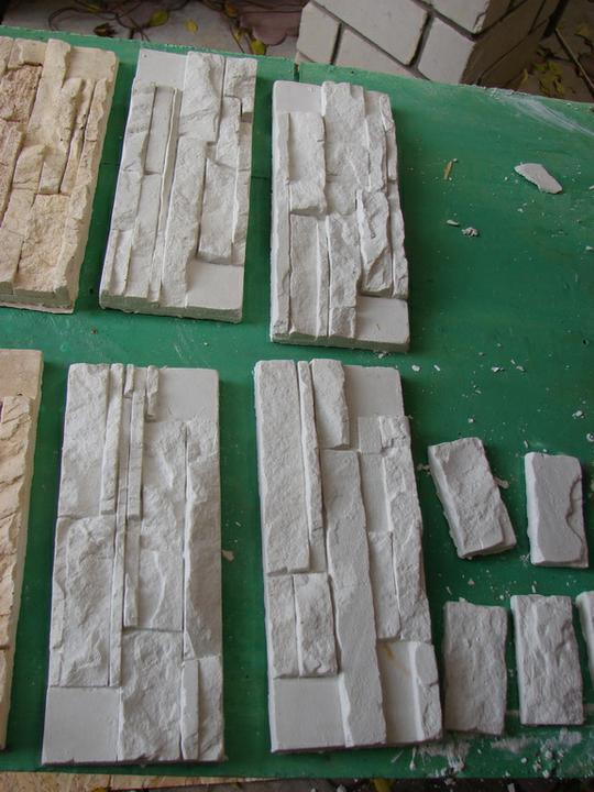 Форма для изготовления искусственного камня своими руками