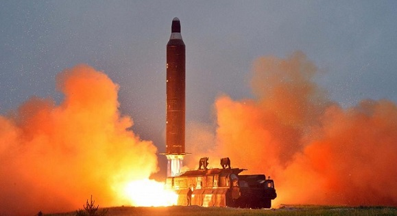 Киев: Украинские ракетные двигатели Северной Корее поставила Россия