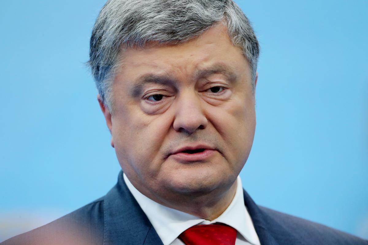 """""""Сбежит или под суд пойдёт?"""" - Украина гадает, что станет делать Порошенко после провала в выборах."""