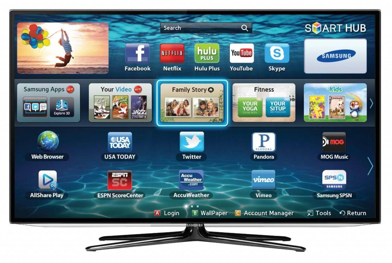 Телевизор вместо ПК: лучшие бесплатные приложения для Smart TV