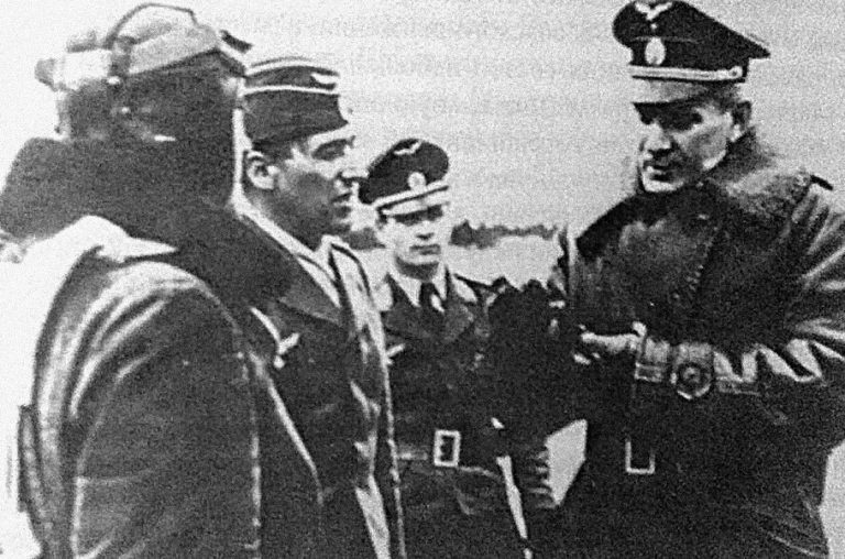 Советские летчики, которые перешли на сторону фашистов