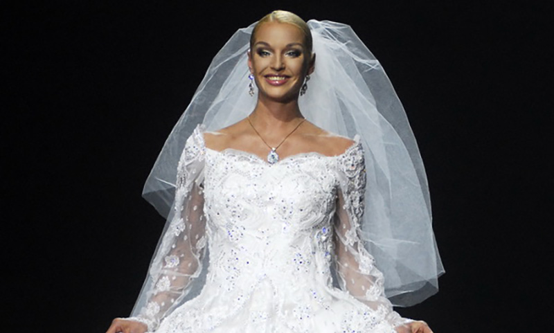 Анастасия Волочкова снова готовится к свадьбе