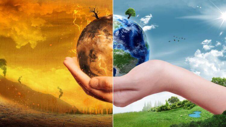 Как глобальное потепление влияет на здоровье человека