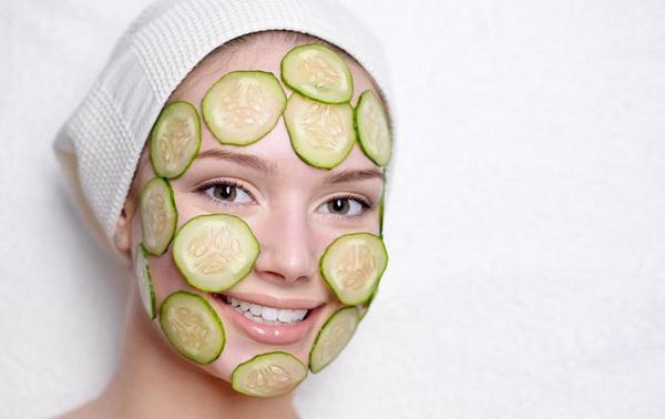 Эффективные огуречные маски