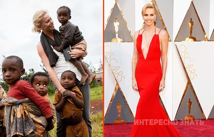 Голливуд с другой стороны: 10 звезд, которые делают мир лучше