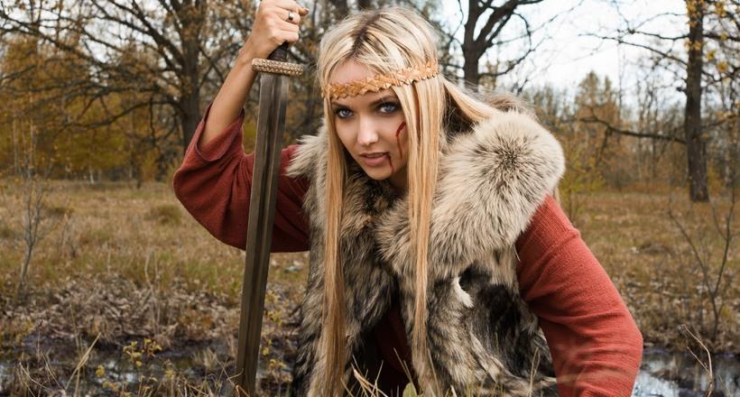 Были ли на Руси женщины-богатыри