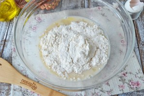 Пирожки со сливами духовые - фото шаг 3