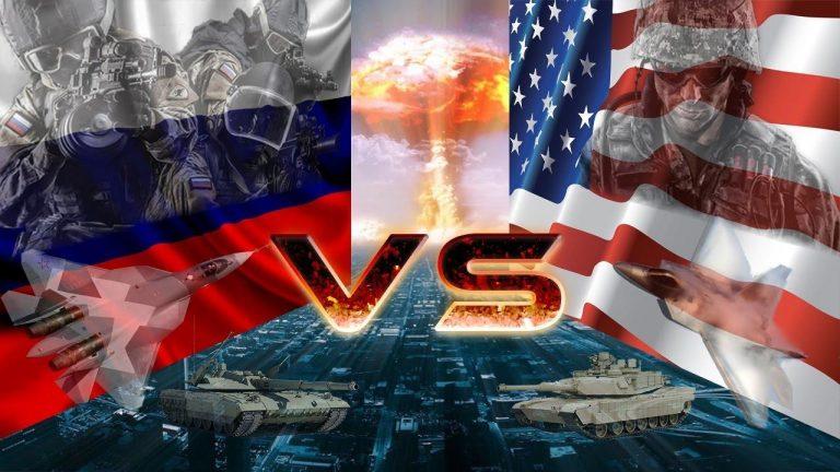 «США ПРОТИВ РОССИИ: КТО ПОБЕДИТ?»