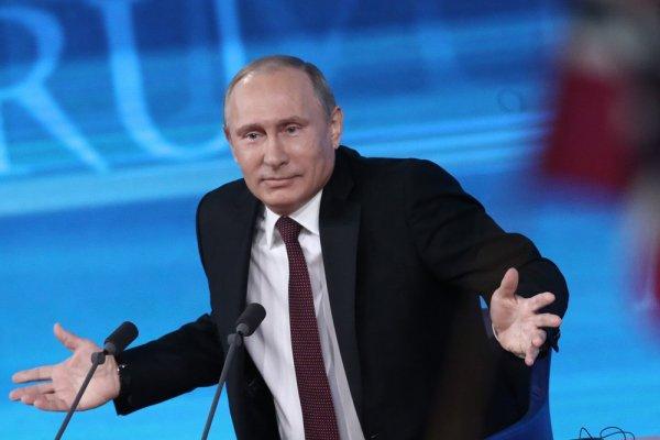 «Российской армии в Донбассе нет»: Путин ответил украинскому корреспонденту