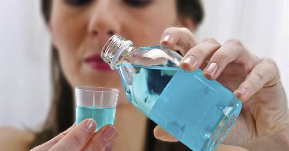 Свойства жидкости для полоскания рта о которых мало кто догадывается!