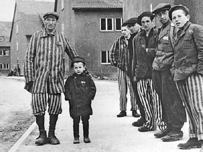 Реальная история мальчика, тайно жившего в концлагере Бухенвальд.