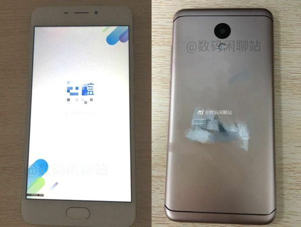 Смартфон Meizu M6 показали на «живых» снимках