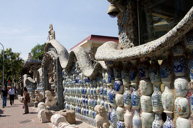 Экскурсия по фарфоровому дворецу в Тяньцзине
