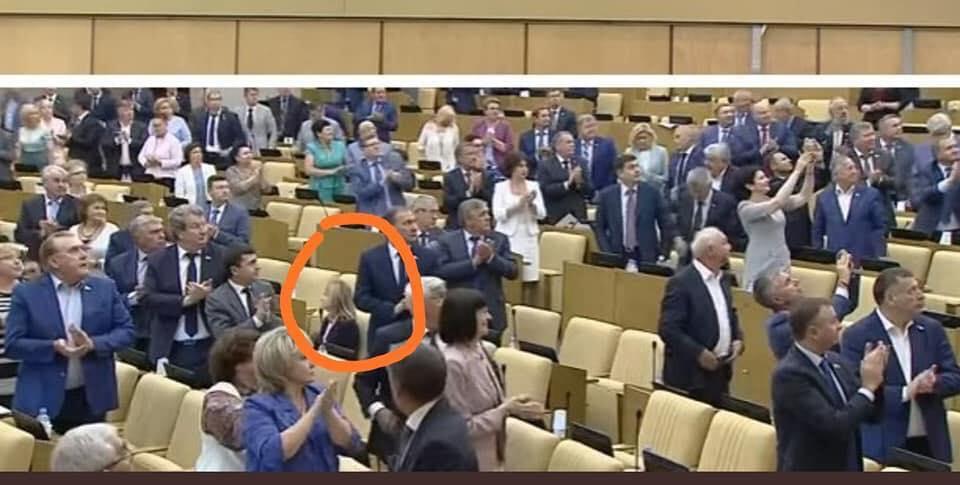 Наталья Поклонская не стала …