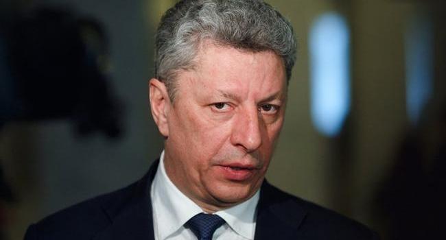 Юрий Бойко выбивается в лиде…