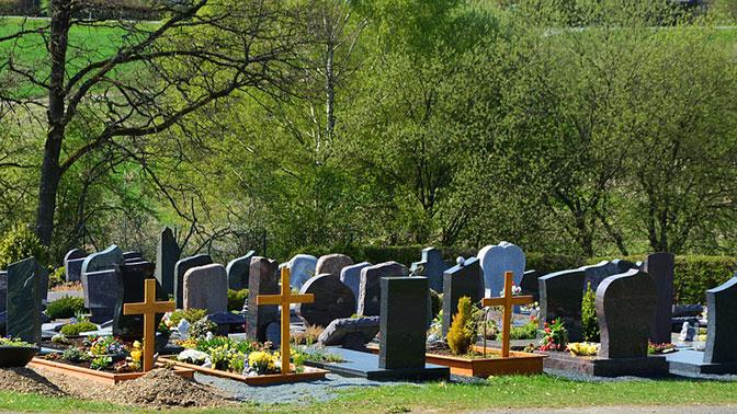 Подсчеты на кладбище. Какова…