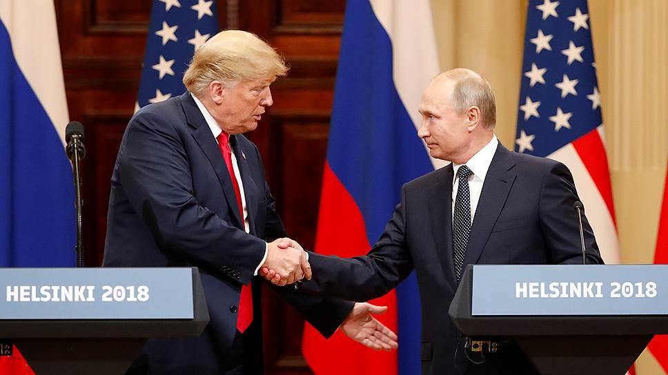 Победила дружба? О чём Путин…