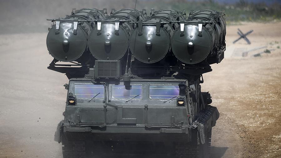 Россия бесплатно поставила Сирии три дивизиона установок С-300ПМ