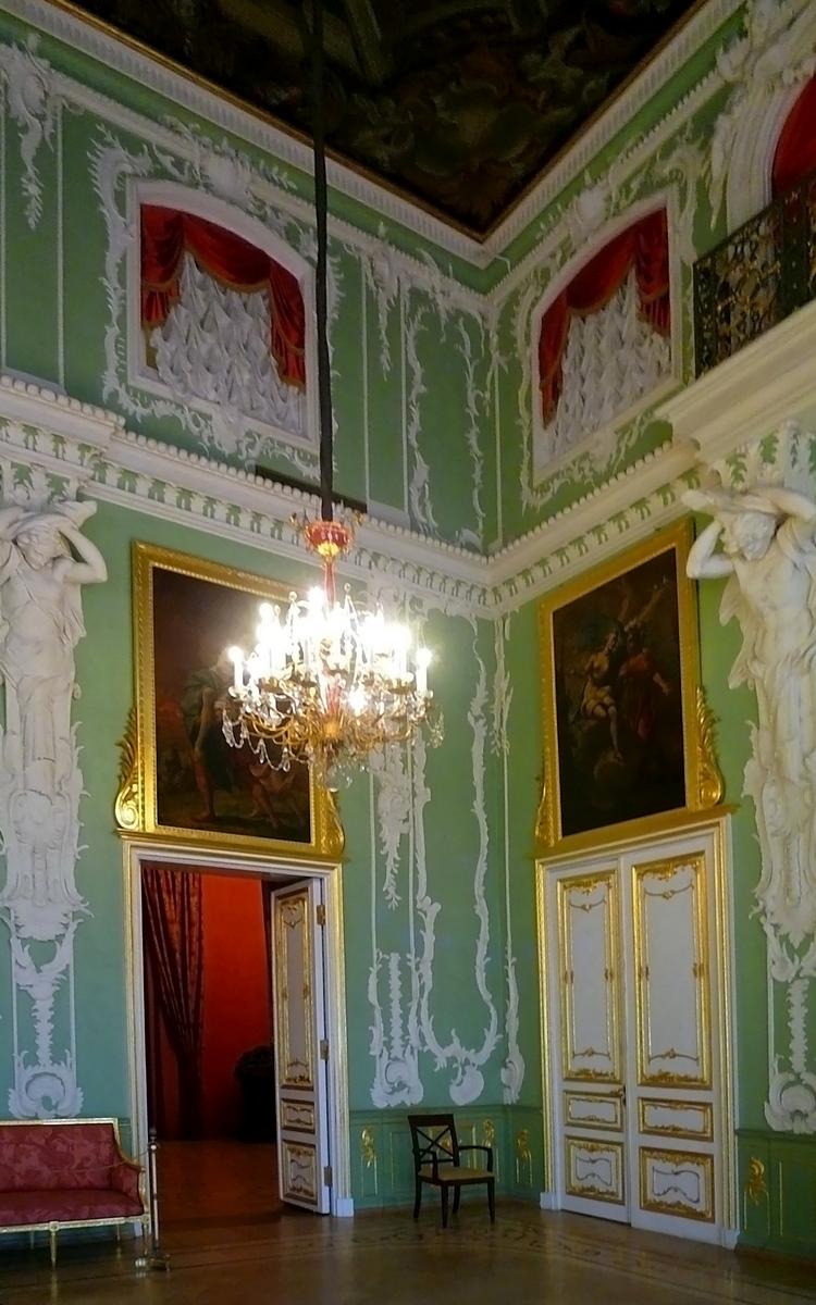 Строгановский дворец. Часть вторая