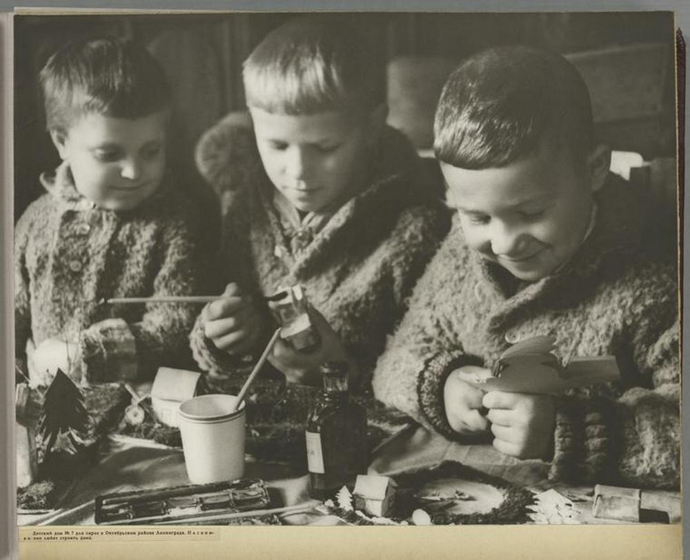 Благосостояние детей Советского Союза 18