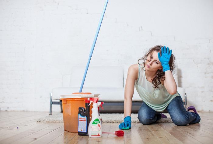 Безработная мать-одиночка получила судимость за мытье полов
