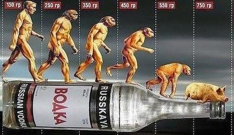 Еще одно доказательство теории эволюции...