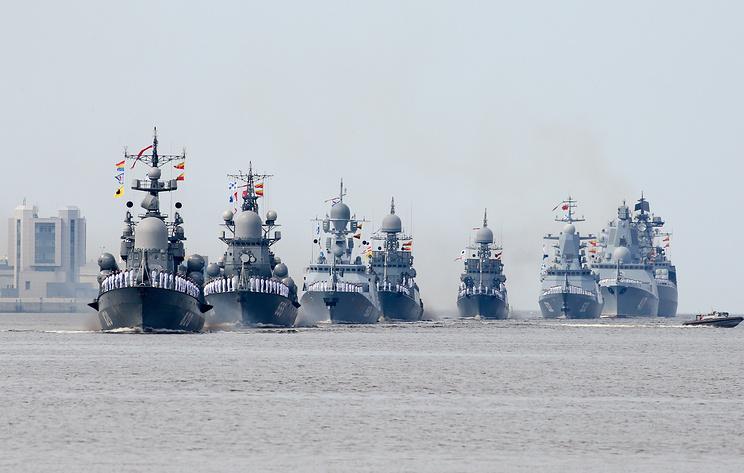 Невский ордер. Корабли Главн…