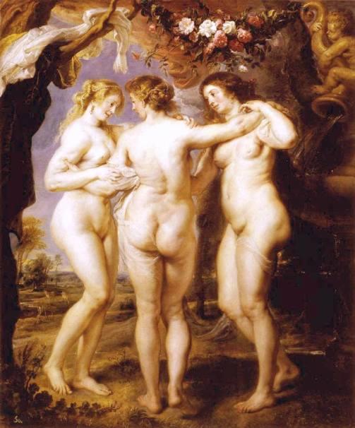 Пышнотелые женщины с полотен Рубенса — гротеск или венец красоты?