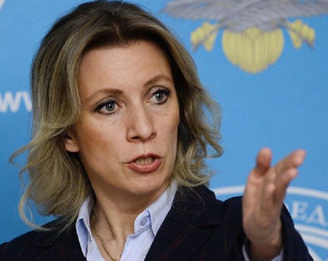 Захарова осадила генсека НАТО после слов о расширении на восток