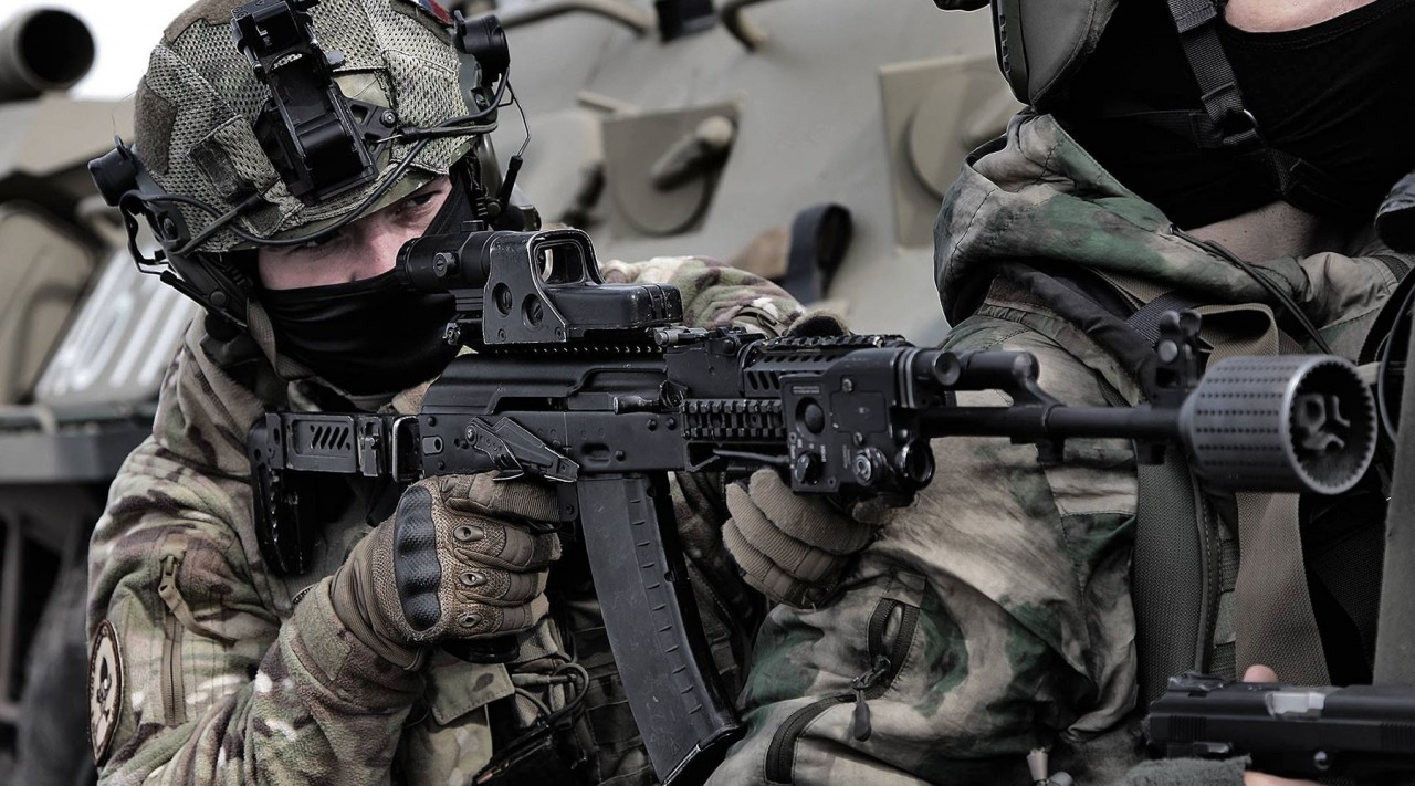 «Рассеять энергию пули»: как нанотехнологии используются в военном деле.