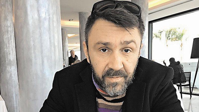 Сергея Шнурова