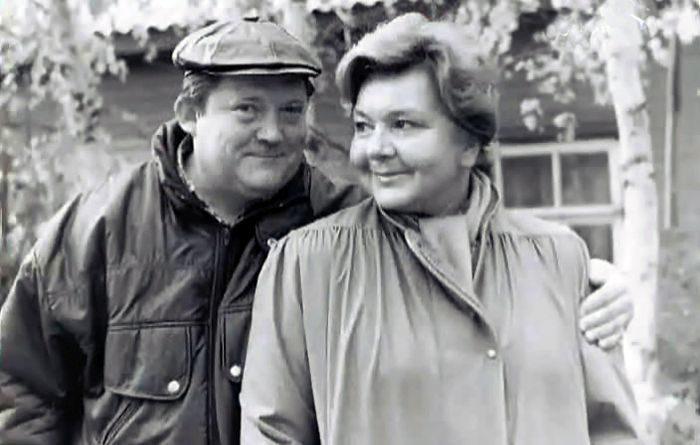 40 лет счастья Виктора Павлова и Татьяны Говоровой