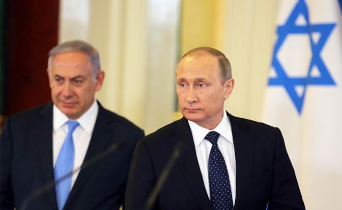 Нетаньяху летит к Путину: С-300 заставили Израиль считаться с Москвой