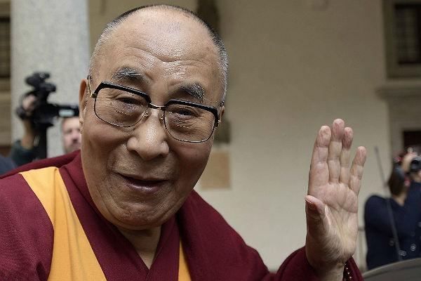 КНР подтвердил свое мнение о поездках Далай-ламы