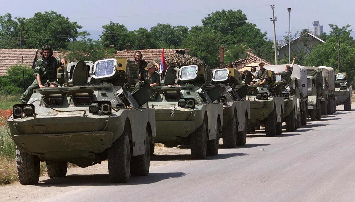 Как ЦРУ марш-бросок русского десанта на Приштину проморгало