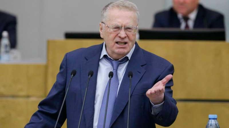 Жириновский обвинил Госдуму и СМИ в инциденте с Мамаевым и Кокориным