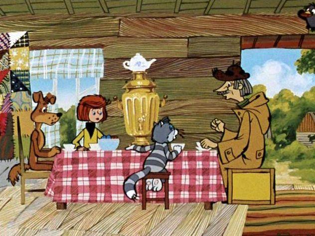 Самые известные мультфильмы Аркадия Шера
