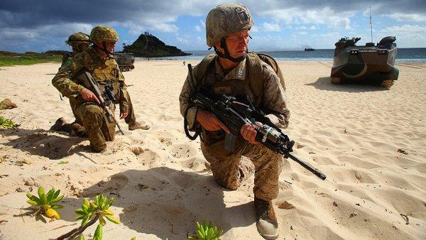 США готовятся к войне с Россией и Китаем