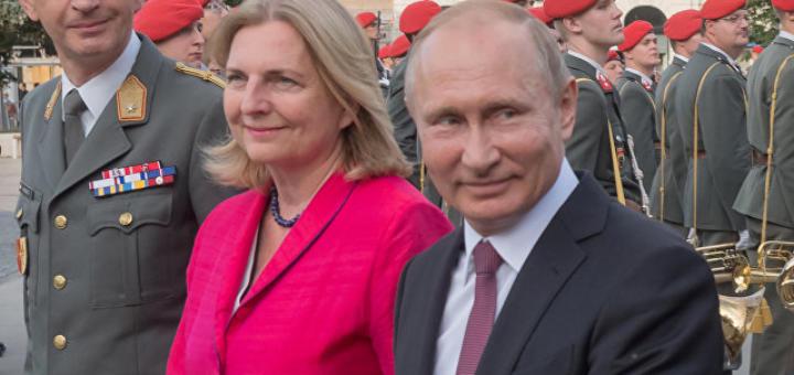 Путин готовится к свадьбе