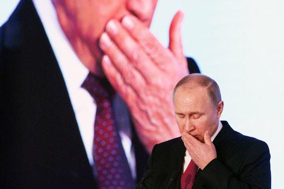 Песков: Путин не участвует в…