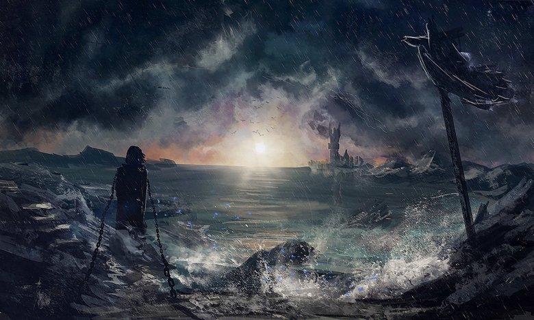 Мистика морей и океанов
