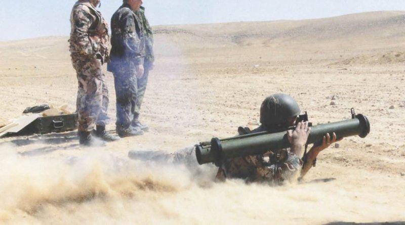 Наши гранатометы свели на нет мировые достижения в области защиты бронетехники!