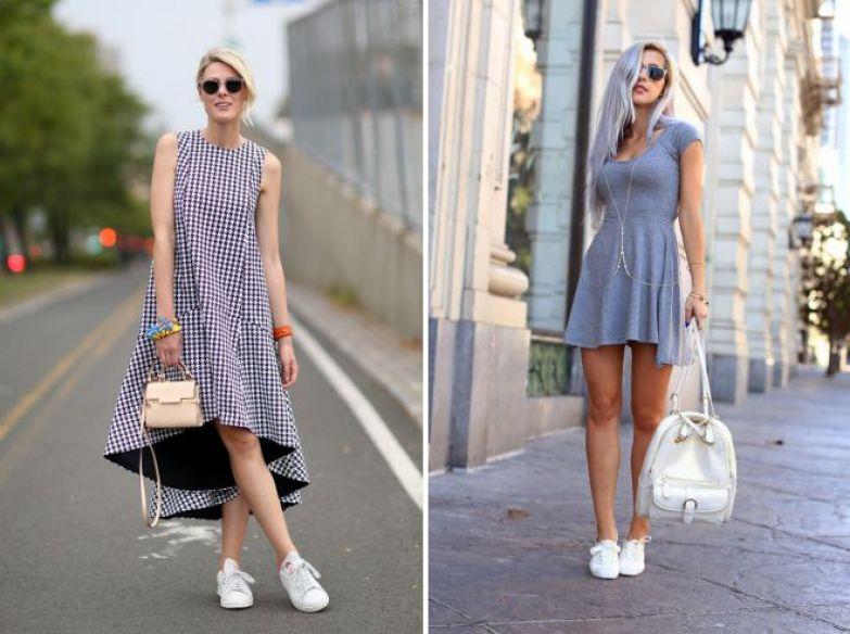 летние платья 2018 года на каждый день